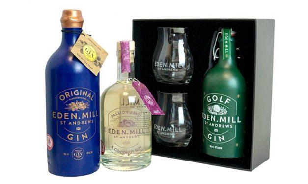 Eden Mill presenta Passionfruit y Coconut Gin