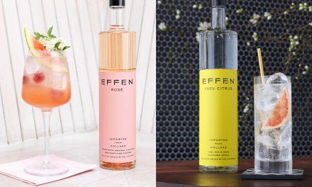Effen Vodka aprovecha la tendencia del rosé con nuevos sabores
