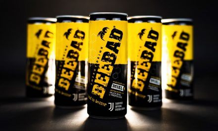 Beebad Energy Drink, exquisita bebida energetica endulzada 100% con miel, con propóleo y jalea real, sin taurina