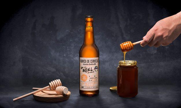 Estrella Galicia lanza una cerveza de tradición celta con miel de Galicia