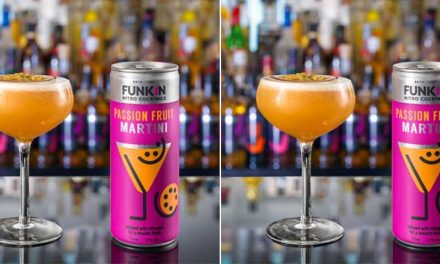 Funkin crea la gama de cócteles RTD con 4 sabores diferentes