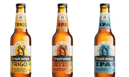 Cruzcampo lanza su nueva gama de cervezas tipo Ale
