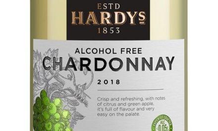 Hardys lanza su primer vino sin alcohol, Hardys Alcohol Free