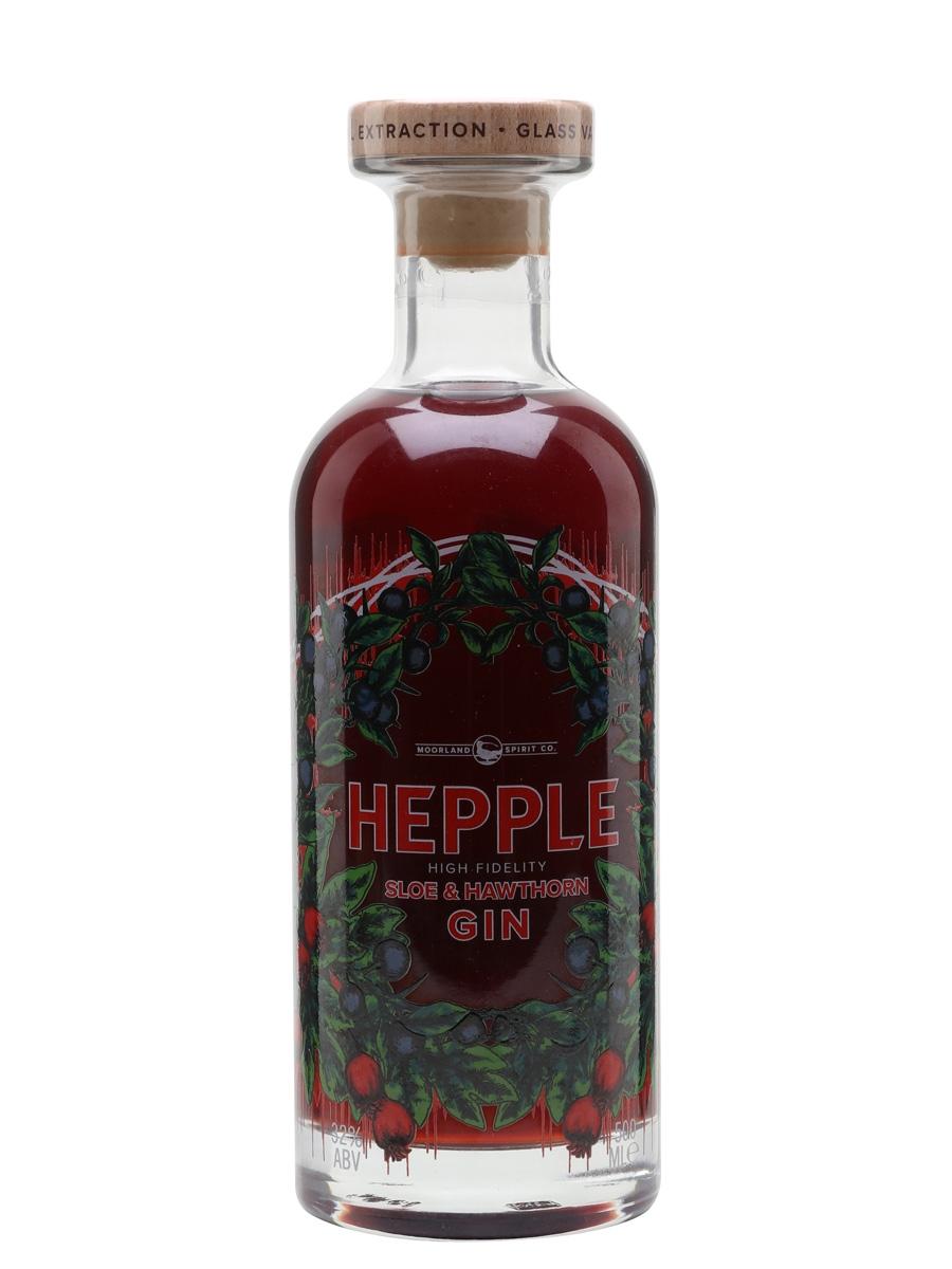 Hepple Sloe and Hawthorn Gin