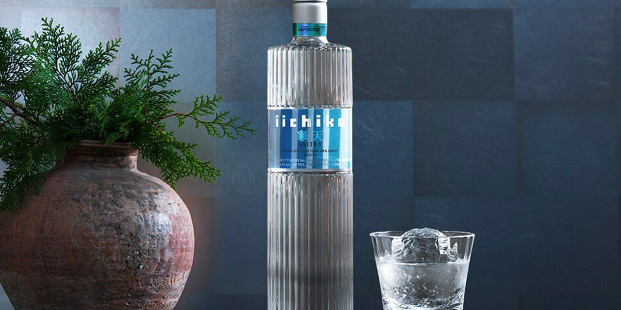 Iichiko Saiten, nuevo sochu con gran volumen de alcohol para bartenders