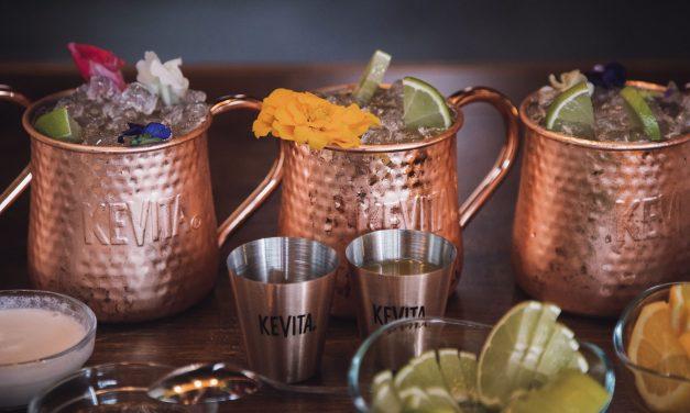 KeVita presenta una innovadora receta nacida en el valle de Ojai, con tres sabores para disfrutar en cualquier momento del día