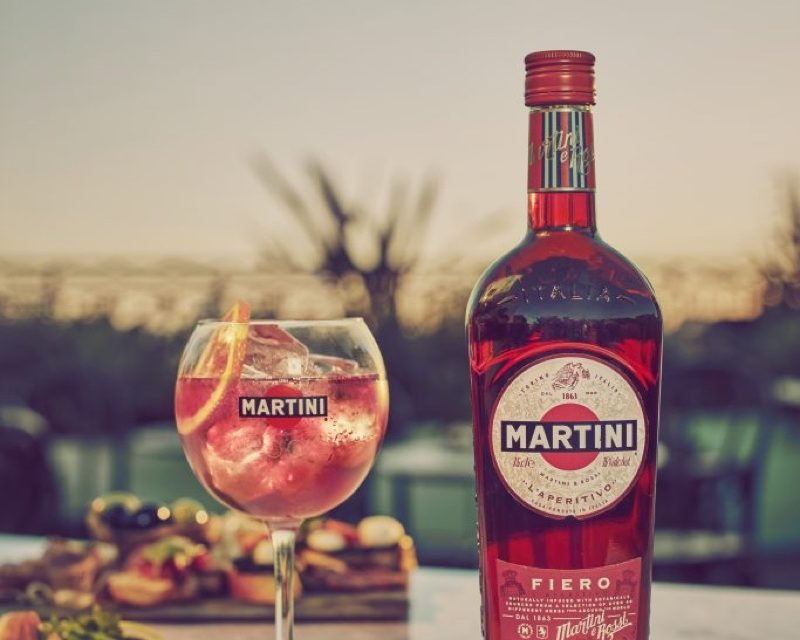 Martini se enfrenta a Aperol con el nuevo vermut Fiero