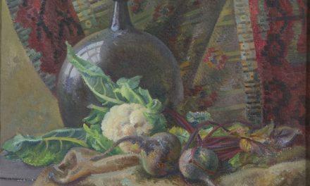 """""""Bodegón"""" (1943), de Mikko Carlstedt"""