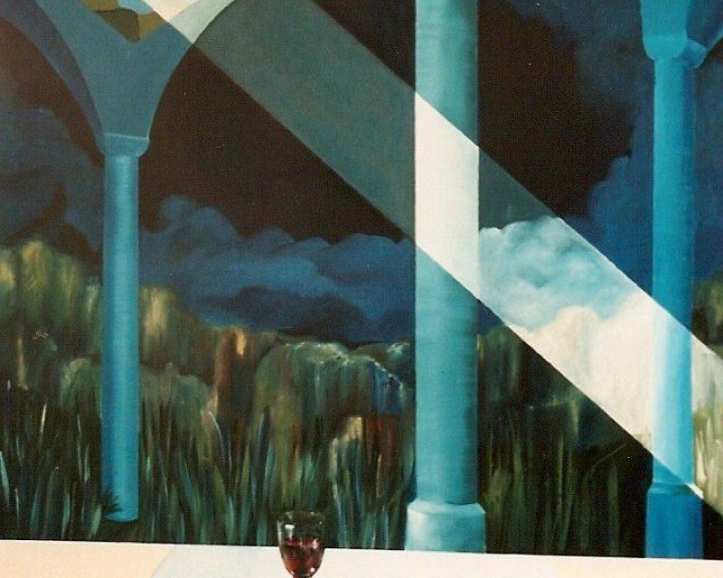 """""""Oplontis n°1"""" (1991), de Ksenia Milicevic"""