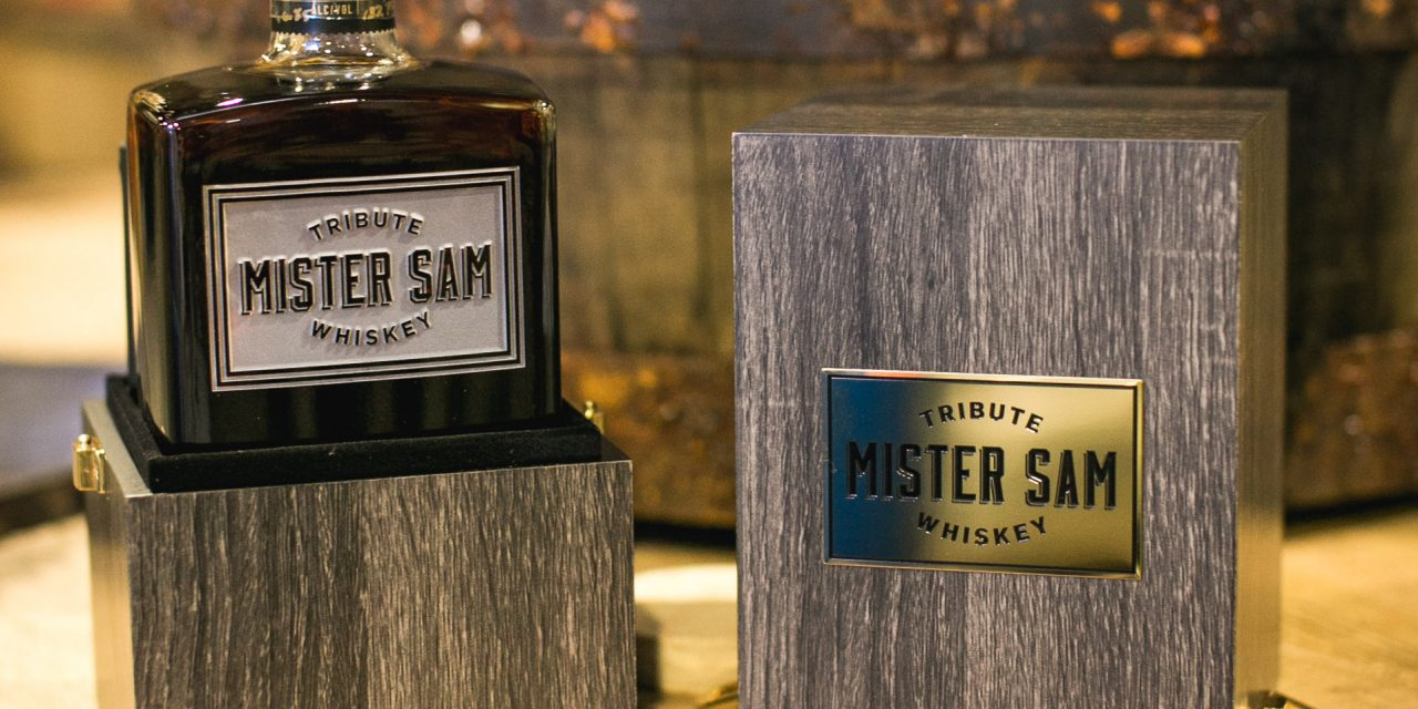 Mister Sam, whisky híbrido canadiense-estadounidense que homenajea al fundador de Seagram