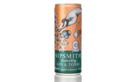 Sipsmith estrena G&Ts listos para beber con Sipsmith Gin & Tonic y Gin & Light Tonic