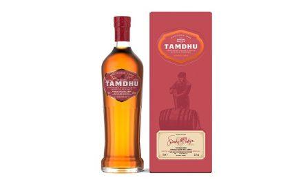 El gerente de la destilería Tamdhu lanza un nuevo whisky de roble americano oloroso