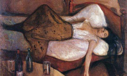 """""""El día después"""" (1894-1895), de Edvard Munch"""