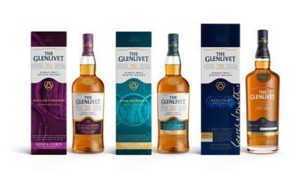 Glenlivet renueva los whiskies Master Distiller's Reserve