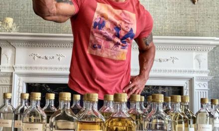 The Rock insinúa que se acerca el lanzamiento de su tequila Mana
