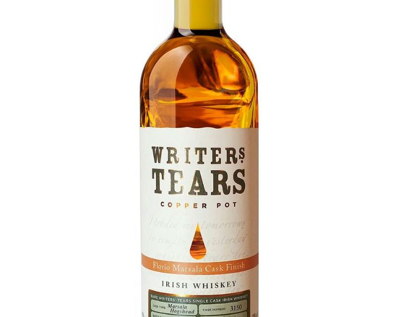 Writers' Tears estrena whisky irlandés con Marsala Cask Finish