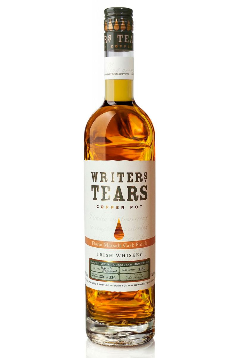 Writers' Tears Marsala Cask Finish