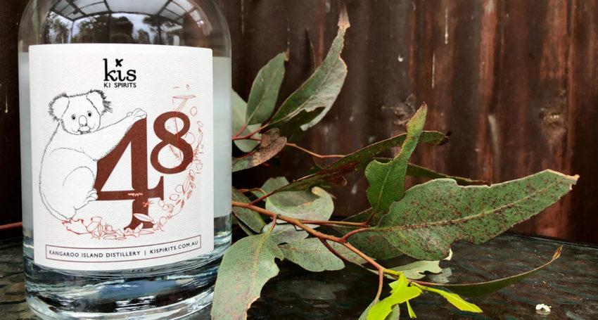 Kangaroo Island Spirits lanza Koala 48, ginebra con 48 botánicos