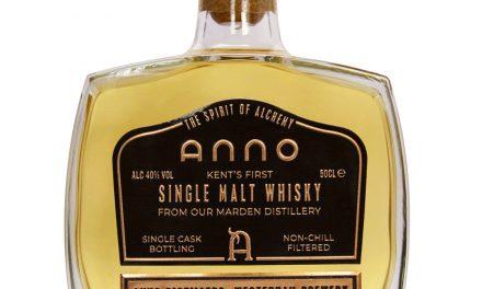 Anno Distillers lanza el primer whisky de Kent