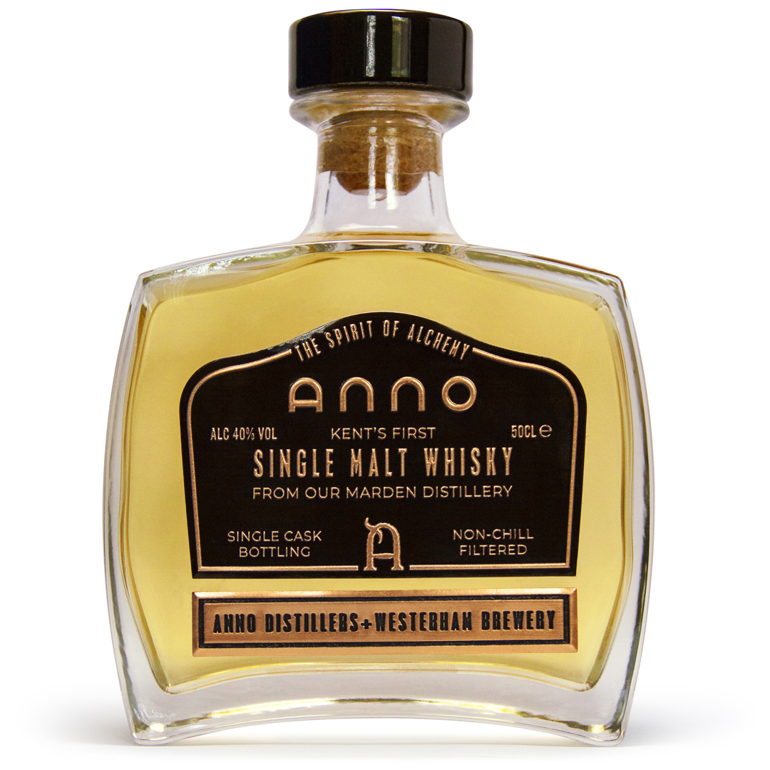 Anno Distiller's whisky
