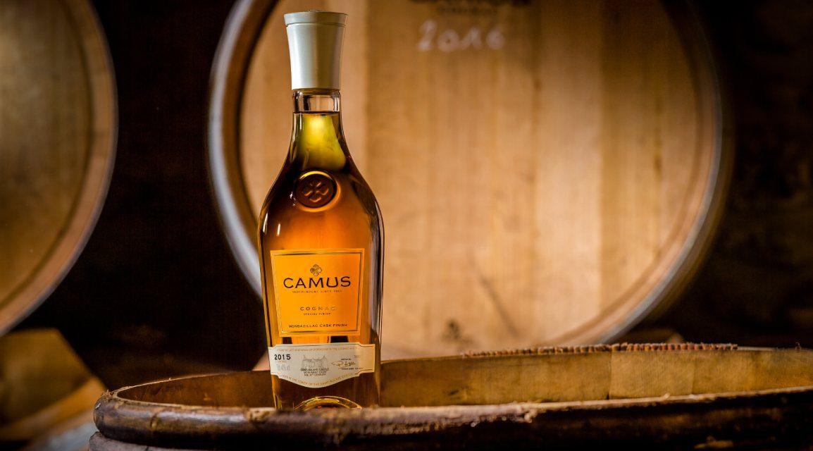 Camus lanza el raro Saint-Aulaye Special Finish Cognac