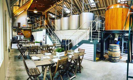 Cotswold Distillery gana el primer lugar a nivel nacional en la lista de pubs