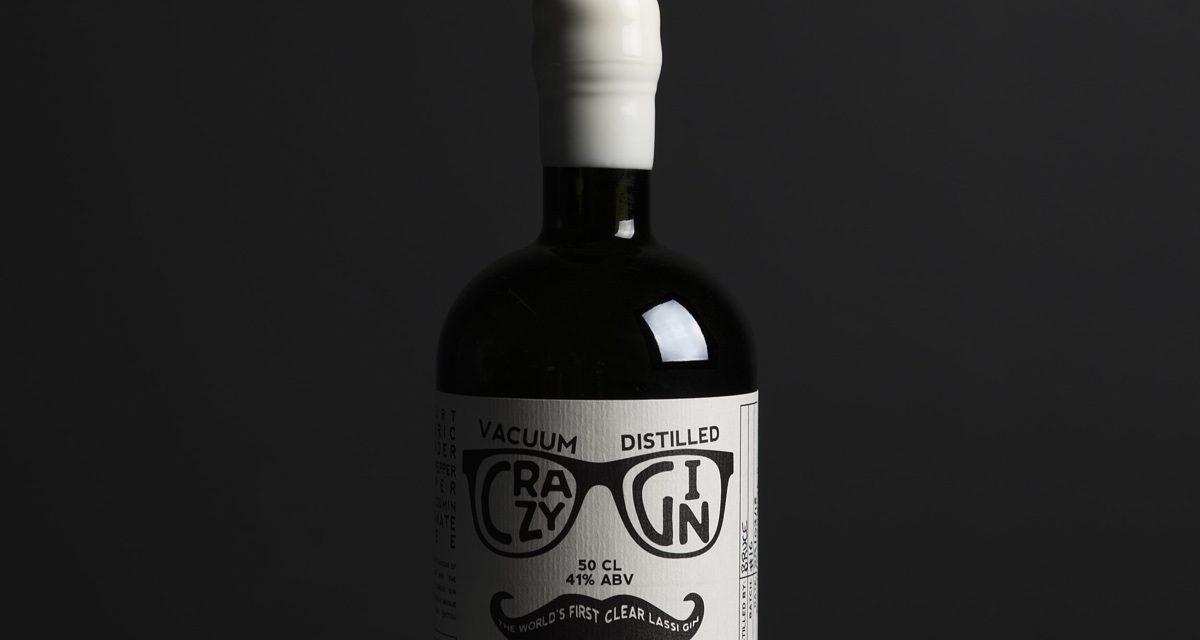 Couple crea la 'primera' ginebra con sabor a lassi del mundo, Crazy Gin