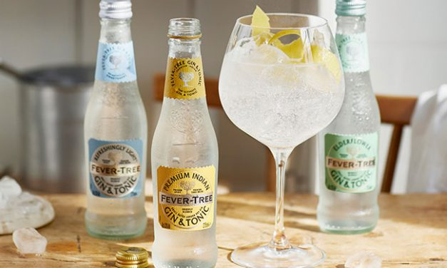 Fever-Tree lanza RTDs de ginebra y tónica embotellada