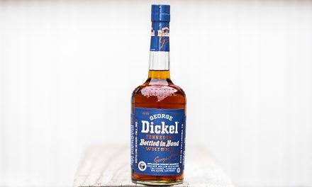 George Dickel y Diageo estrenan whisky con una edición limitada de 13 años