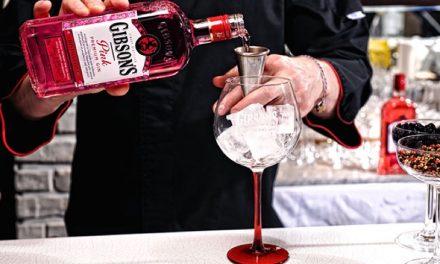 Gibson lanza su ginebra rosa, Gibson's Pink