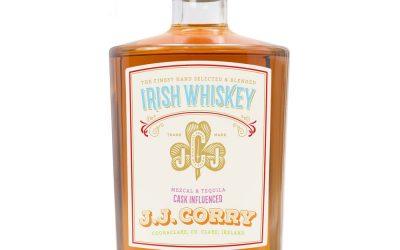 Chapel Gate lanza el 'primer' whisky irlandés terminado en barril de tequila, JJ Corry The Battalion