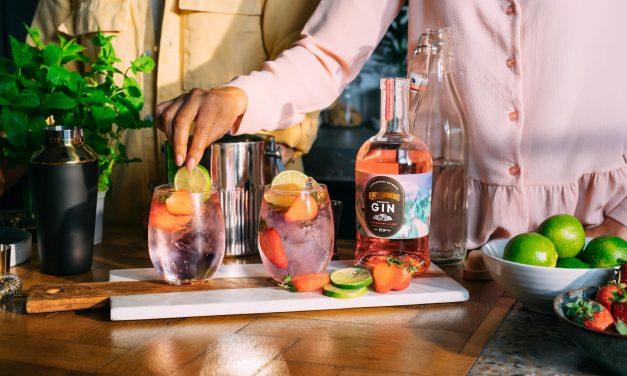 Kopparberg lanza su nueva ginebra de fresa y lima