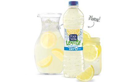 Font Vella lanza Levité Limón Zero, inspirado en la tradicional limonada casera