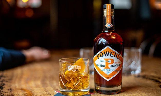 Powers entra en el mercado de los cócteles con Powers Old Fashioned