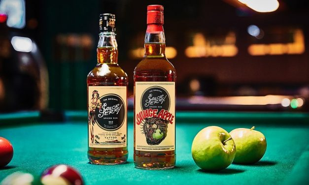 Sailor Jerry amplía su gama por primera vez con Savage Apple