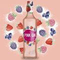 Summer Berries Pink Gin