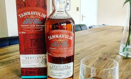 Sale a la venta Tamnavulin Sherry Cask Edition