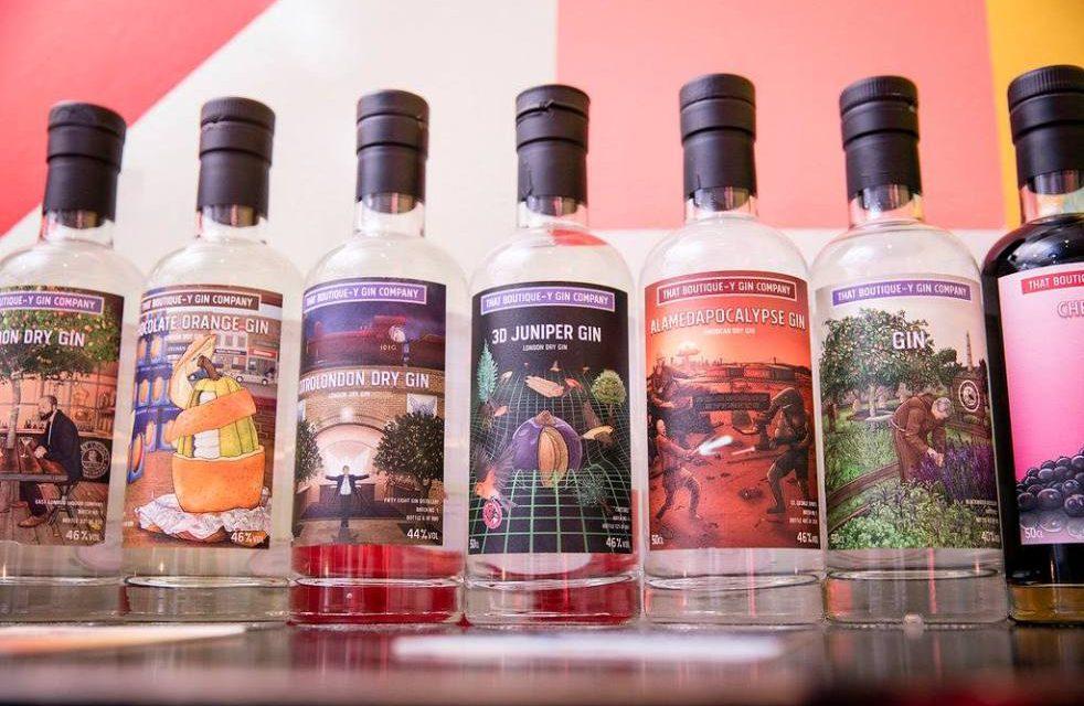 Boutique-y Gin amplía el tamaño de sus botellas al mismo precio