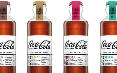 Coca-Cola estrena The Coca-Cola Signature Mixers