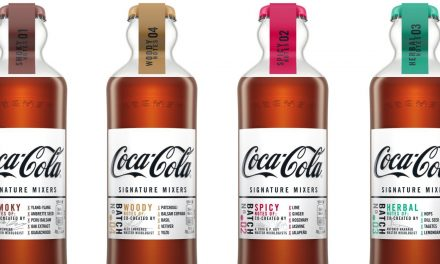 Coca-Cola estrena The Coca-Cola Signature Mixers