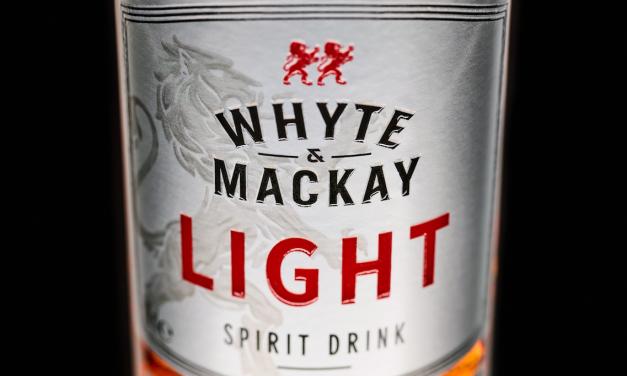 Whyte & Mackay Light lanza una 'bebida espirituosa' con bajo contenido de alcohol, Whyte & Mackay Light