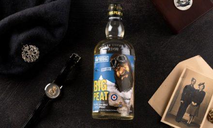Big Peat RAF Edition recauda fondos para obras de caridad