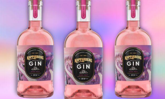Kopparberg lanzará Mixed Fruit Premium Gin en el Reino Unido