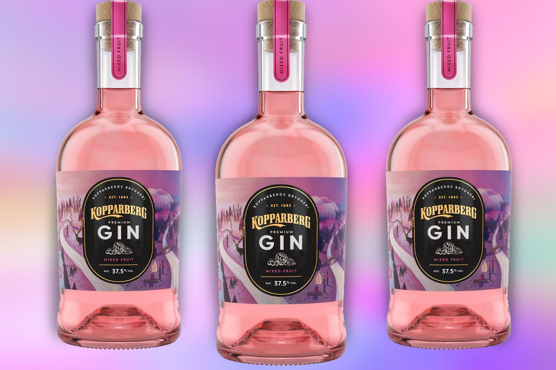 gin-bottle-mixed-fruit