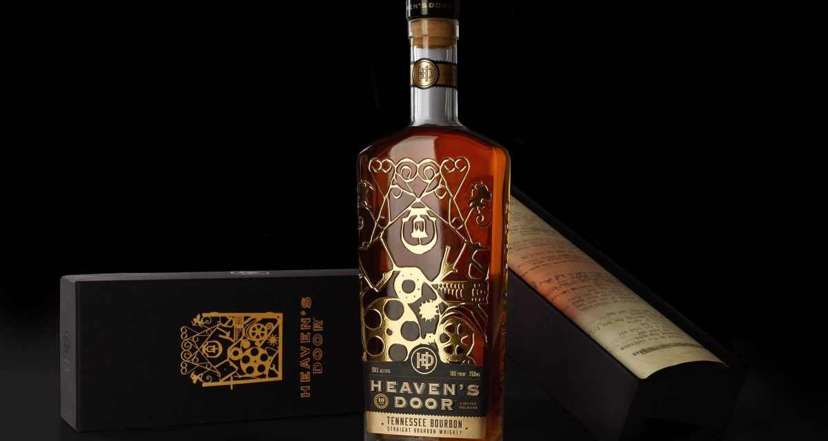 Bob Dylan lanzará el whisky americano terminado con mizunara, 10 Year Tennessee Straight Bourbon