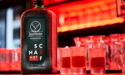 Jägermeister celebra su lado 'caliente y picante' con Scharf