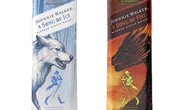 Johnnie Walker lanza los whiskies A Song of Ice y A Song of Fire