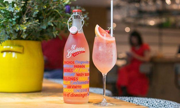 Bandarra Rosé Vermut aprovecha la tendencia rosa