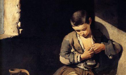 """""""Joven mendigo"""" (1645-1650), de Bartolomé Esteban Murillo"""