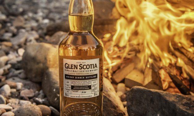 Glen Scotia presenta su whisky terminado en barril de ron, Campbeltown Malts Festival 2019 Limited Edition Rum Cask Finish
